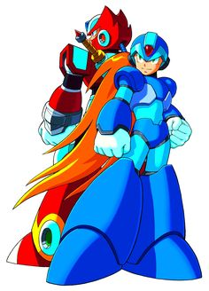 MegaMan! Best game ever invented.