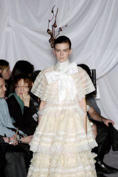 Closer up. Josep Font - Couture Spring 2008