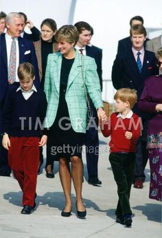 Diana & William & Ha
