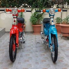 Honda c50 takegawa from athens