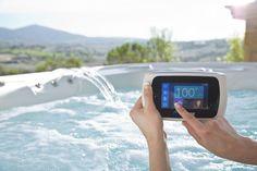 Innovador control remoto para facilitar tu momento de relajación