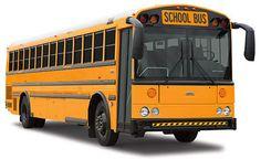 Thomas Built Saf-T-Liner HDX School Bus