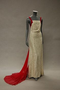 Dress  Late 1930s  Kerry Taylor Auctions