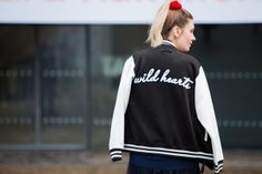 Streetlooks à la Fashion Week de Londres automne-hiver 2014-2015