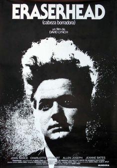 Eraserhead David Lynch, 1976 #favoritemovie