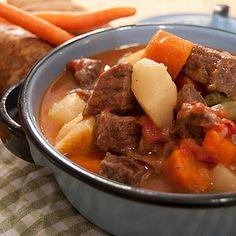 Beef Stew in Pressure Cooker