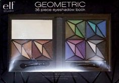 e.l.f., Studio Geometric 36-Piece Eyeshadow Book III Edition 36色眼影