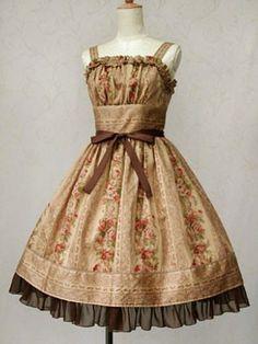 Victoiran Lolita Dress