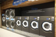 Coin Laundry, Laundry Shop, Laundry Business, Laundry Design, Home Appliances, Concept, Type, Shopping, Laundry Room
