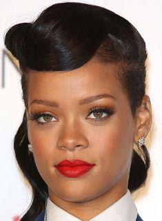 7cfcfc8082 Rihanna Textured Aura Hair Style Rhianna Hairstyles, Modern Hairstyles,  Vintage Hairstyles, Cool Hairstyles