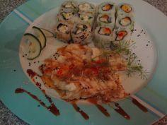My Vegetarian Sushi