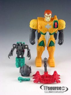 #transformer transformers g1  - pincher - loose - no stun rifle