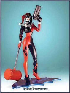 Harley Quinn - Batman - Hush - Series 2 - DC Direct Action Figure