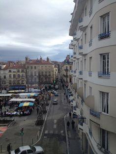 Place Jacquard #Saint-Etienne