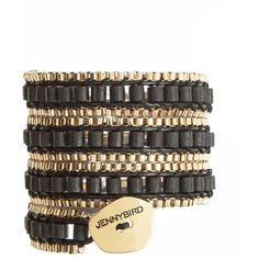JENNY BIRD Jenny Wrap Bracelet ($95) ❤ liked on Polyvore