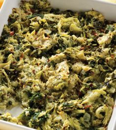 Vegan, Gluten-Free Kale Artichoke Dip Recipe - Clean Eating Magazine
