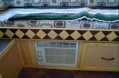 Home window Air Conditioner devices supply a convenient choice for residences without central air. If you favor to maintain the view clear, opt for a windowless air conditioner or free standing air conditioner. Scotty Camper, Serro Scotty, Camper Awnings, Popup Camper, Camper Van, Vintage Campers Trailers, Camper Trailers, Vintage Motorhome, Horse Trailers
