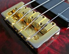 Spector Legend 4 Custom – bridge