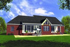 HDC-2138-1 is a 2,318 sq. ft./ 3 bedroom/ 3 bath house plan that you can purchase for $750.00 and you can view online at http://www.homedesigncentral.com/detail.php?planid=HDC-2138-1#
