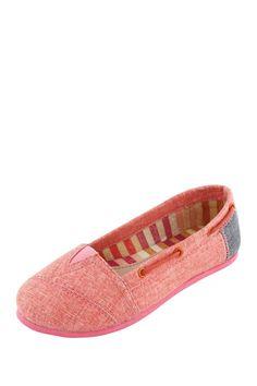 Eddie Marc Kids Slip-on Boat Shoe on HauteLook