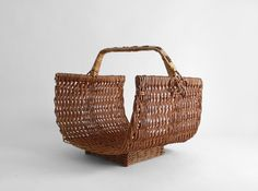 Vintage Storage Basket