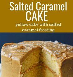 25 Best Southern Caramel Cake Images On Pinterest