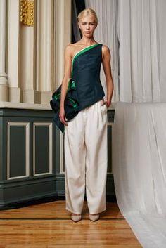 Rosie Assoulin Spring 2015 Ready-to-Wear