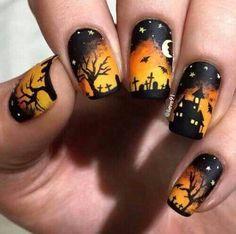 Halloween Nail                                                                                                                                                                                 More