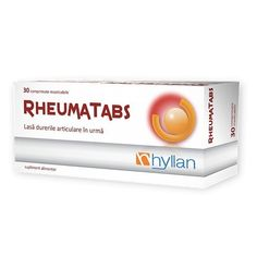 RHEUMATABS X 30 CPR. MAST. Metabolism, 30th, Personal Care, Self Care, Personal Hygiene