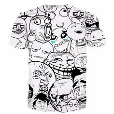 >> Click to Buy << Memes Of The Internet Tees Men Women Summer Hipster 3D t shirt Harajuku Tee Shirt Popular Swag Emoji t shirts NJ039 #Affiliate