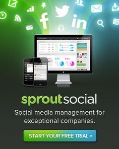 Sprout Social is awesome for social media management. I use it to manage several facebook and twitter accounts.
