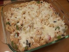 My Girlfriends Pantry: Artichoke Chicken Bake
