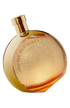Love this sparkling HERMÈS Eau de parfum, with woody amber top notes.