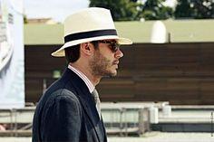TAONIC | Moda Masculina: Dica de Verão: Chapéu Panamá