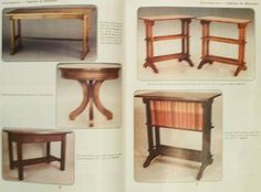roycroft furniture   Book Livre Boek Buch Roycroft Furniture Collectibles Meubles Meubels ...