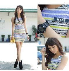 This is Kryz Uy's buyer show in OurMall;  #DRESS please click the picture for detail. http://ourmall.com/?fINVze
