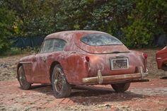 1957 Aston Martin DB2/4 MkII