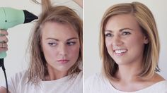 How To Get The Perfect Blowout | Hair Tutorial
