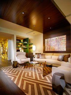 2303 St Regis Residence, Bal Harbour, Ft Lauderdale | http://bandgdesign.com/2303stregis/