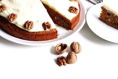 Food styling - Homemade carrot cake