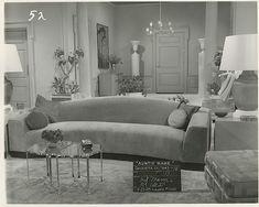 """""""Auntie Mame"""" Set (1958)"""