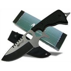 MTECH USA MT 499 Fixed Blade Knife (7.5 Inch Overall)  Tactical Fixed Blade Knives  Sports & Outdoors