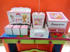 Kit Higiene para Menina.