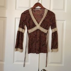 Very free people boho style Very boho not free people listing as such for exposure Free People Tops Blouses