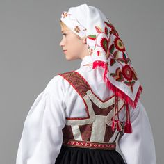 Rygg Folk Costume, Costumes, Going Out Of Business, Bridal Crown, Scandinavian, Traditional, Clothes, Norway, Dresses