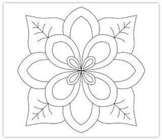 Hand Embroidery and Its Types - Embroidery Patterns Hand Embroidery Tutorial, Embroidery Flowers Pattern, Learn Embroidery, Applique Patterns, Hand Embroidery Designs, Ribbon Embroidery, Flower Patterns, Cross Stitch Embroidery, Quilt Patterns