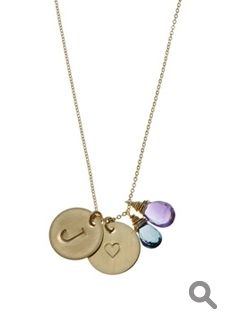 I have wanted this necklace for years- just never followed thru and ordered it.