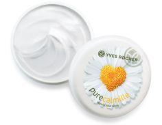 Yves Rocher Face & Body Comfort Cream. Crème douceur visage et corps Pure Calmille d'Yves Rocher.