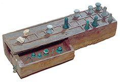 Egito: Brinquedos e jogos do Antigo Egito