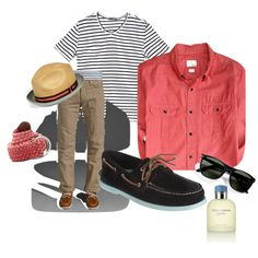 Easter outfit idea for teen boy, created by wallenlong on Polyvore